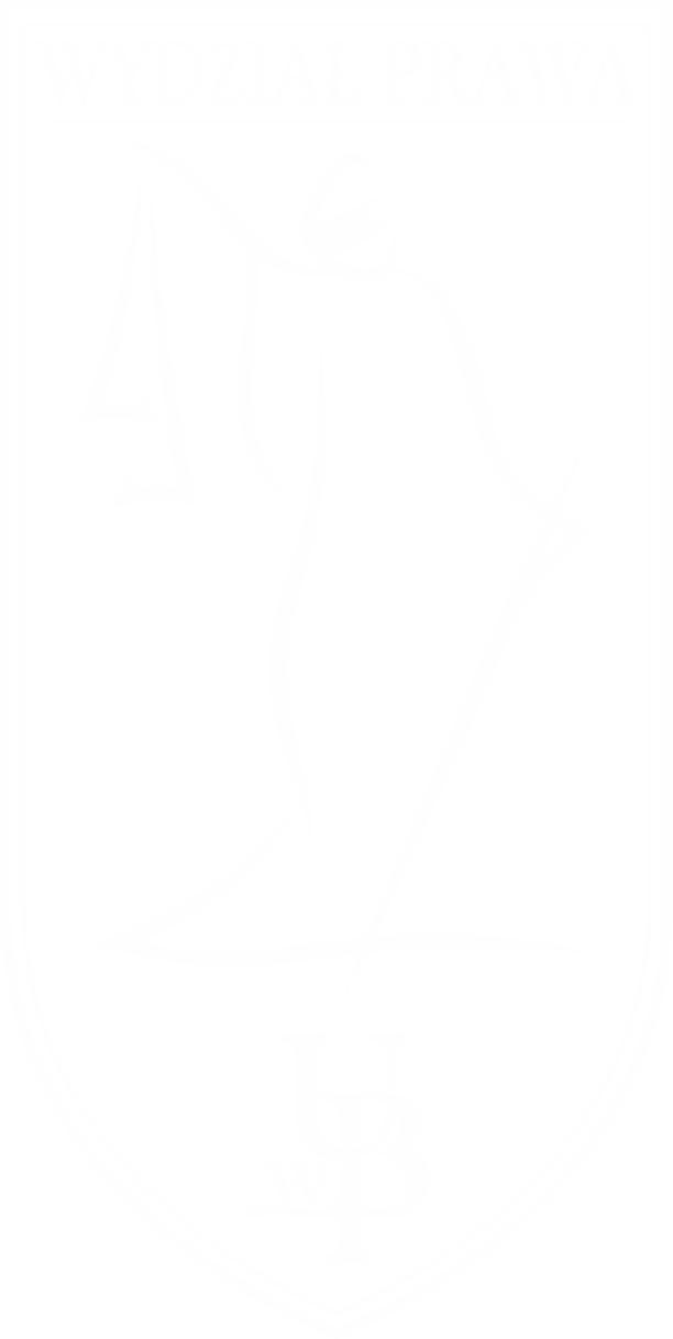 logo Wydziału Prawa